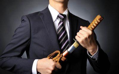 De emprendedor a samurai